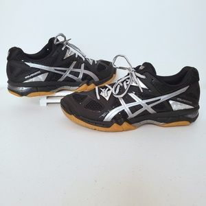 Asics Training Volleyball Shoes B554N Size 8.5